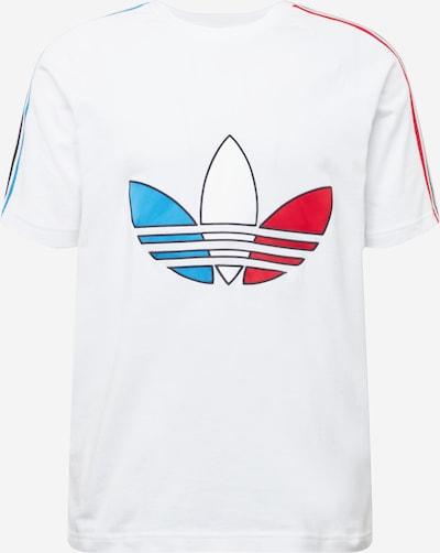 ADIDAS ORIGINALS Tričko - modrá / červená / biela, Produkt