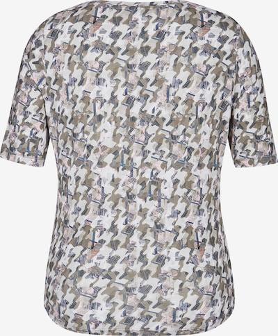 Rabe Full Print Shirt in khaki, Produktansicht