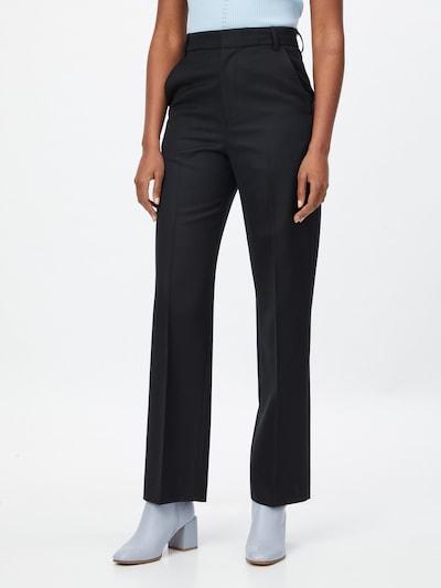 HOPE Панталон с ръб в черно, Преглед на модела