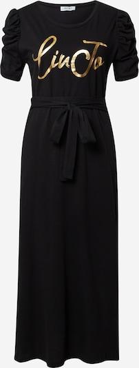 LIU JO JEANS Letní šaty 'ABITO' - zlatá / černá, Produkt