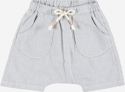 UNITED COLORS OF BENETTON Панталон в гълъбово синьо / бяло, Преглед на продукта