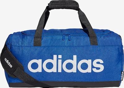 ADIDAS PERFORMANCE Sporttasche in blau / schwarz / weiß, Produktansicht