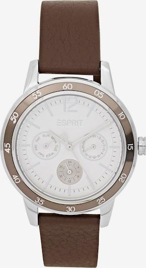 ESPRIT Armbanduhr in braun, Produktansicht