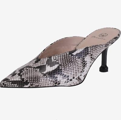 Ekonika Slipper mit stylishem Kitten-Heel in mischfarben, Produktansicht