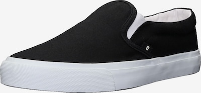 Ethletic Slipper DECK - Fair   Vegan   Nachhaltig in schwarz, Produktansicht