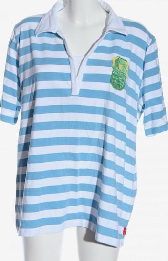 Via Appia Due Polo-Shirt in XXXL in blau / grün / weiß, Produktansicht