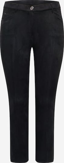 SAMOON Trousers in Black, Item view