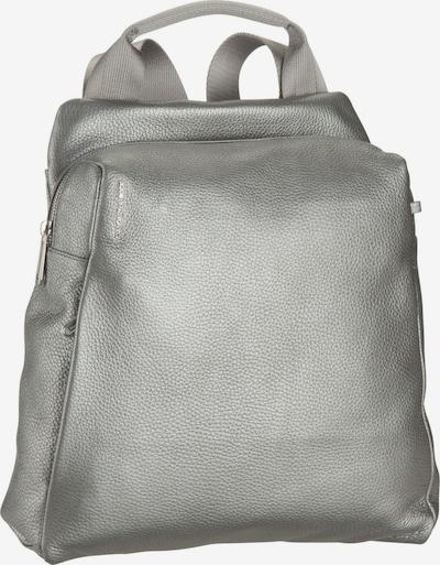 MANDARINA DUCK Rucksack  ' Mellow Leather Lux Backpack ZLT66 ' in silber, Produktansicht