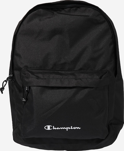 Champion Authentic Athletic Apparel Sac à dos 'Legacy' en noir, Vue avec produit