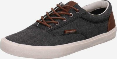 JACK & JONES Sneaker in basaltgrau, Produktansicht