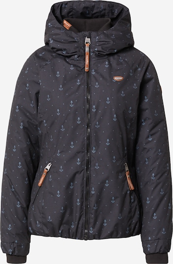 Ragwear Jacke 'DIZZIE MARINA' in hellblau / schwarz, Produktansicht