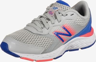 new balance Laufschuh 'YP680' in neonblau / grau / neonpink, Produktansicht