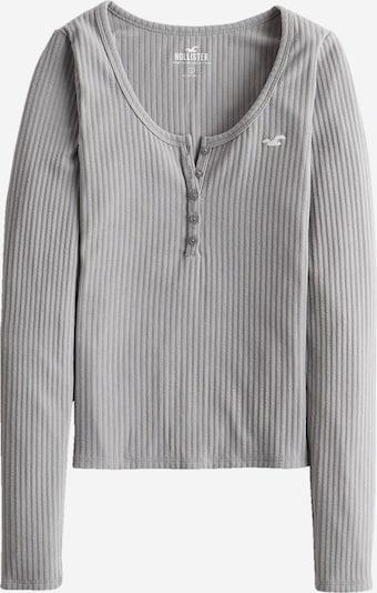 HOLLISTER Тениска в сиво, Преглед на продукта