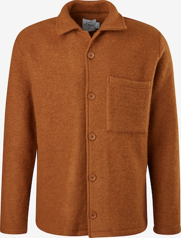 s.Oliver Between-Season Jacket in Brown