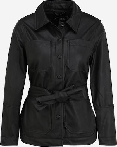 Pieces Petite Between-Season Jacket 'FEPTIMA' in Black, Item view