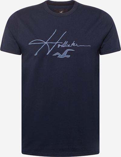HOLLISTER Tričko - námořnická modř / chladná modrá, Produkt