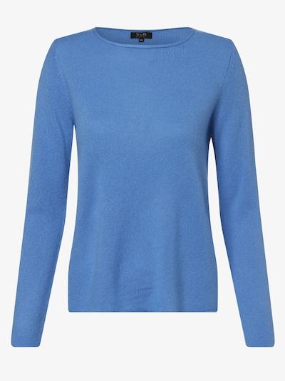 SvB Exquisit Pullover in royalblau, Produktansicht