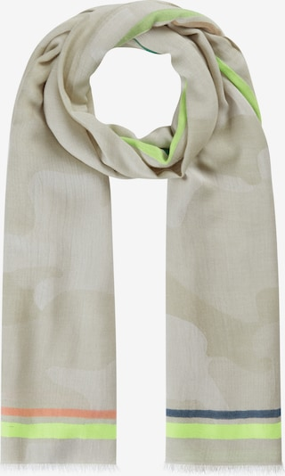 CODELLO Scarf in Beige / Blue / Olive / Apple / Red, Item view