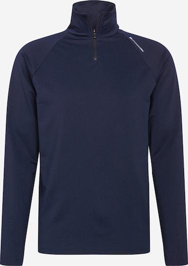 JACK & JONES Sweat-shirt en bleu marine / bleu foncé, Vue avec produit