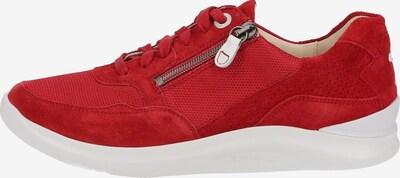 Ganter Sneaker in rot, Produktansicht