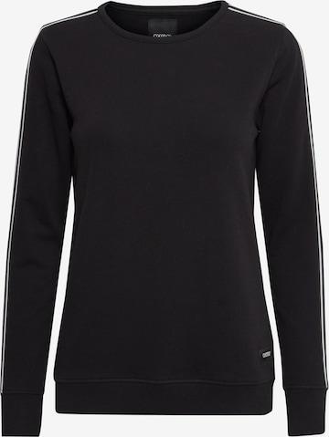 Oxmo Sweatshirt 'Gabita' in Black