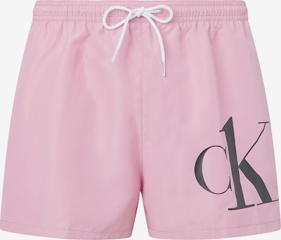 Calvin Klein Swimwear Plavecké šortky - ružová / čierna, Produkt
