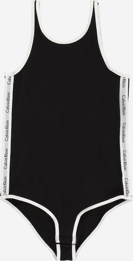 Calvin Klein Underwear Badeanzug in schwarz / weiß, Produktansicht