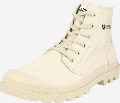 Palladium Lace-up boots 'PAMPA' in beige, Item view