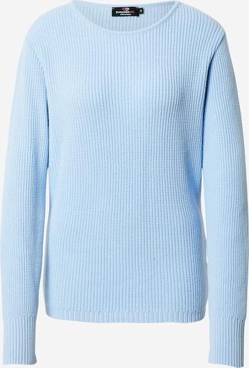 Zwillingsherz Trui 'Rippe' in de kleur Blauw, Productweergave