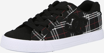 DC Shoes Athletic Shoes 'CHELSEA' in Black