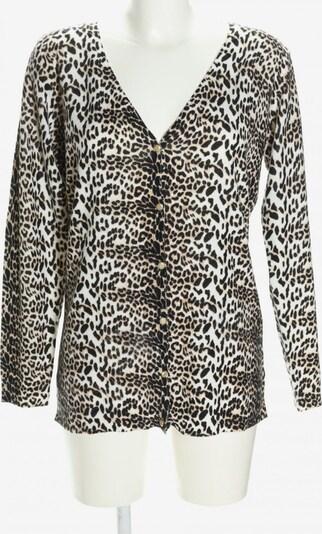 DressInn Cardigan in L in creme / schwarz / weiß, Produktansicht