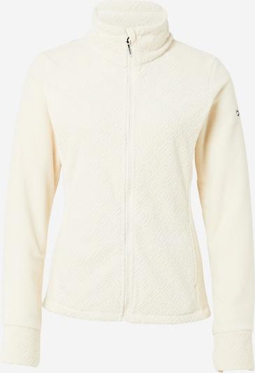 ROXY Sport-Sweatjacke 'SURFACE' in weiß, Produktansicht