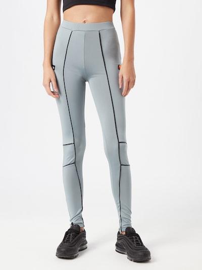 ELLESSE Leggings 'Anas' in grau / schwarz, Modelansicht