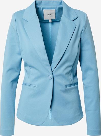 ICHI Blazer 'Kate' en bleu clair, Vue avec produit
