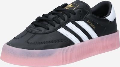 Sneaker bassa 'Sambarose' ADIDAS ORIGINALS di colore nero / bianco, Visualizzazione prodotti