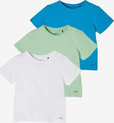 s.Oliver Shirt in de kleur Gemengde kleuren, Productweergave