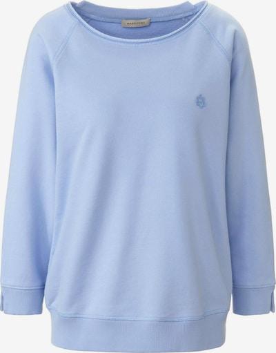 MARGITTES Sweatshirt in hellblau, Produktansicht