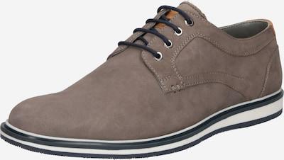 ABOUT YOU Chaussure de sport à lacets 'Alex' en gris, Vue avec produit