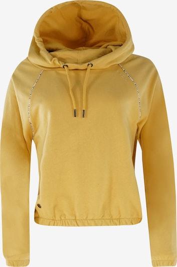 mazine Hoody ' Mesa ' in gelb, Produktansicht