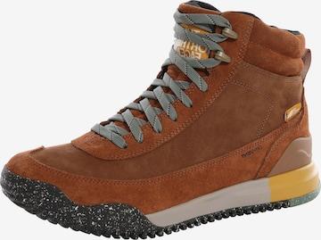 Boots 'Back to Berkeley III' THE NORTH FACE en marron