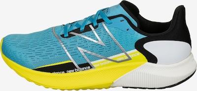 Bėgimo batai iš new balance, spalva – turkio spalva / geltona / juoda / sidabrinė / balta, Prekių apžvalga