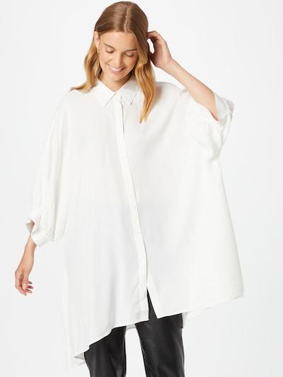 SAMOON Bluse in offwhite, Modelansicht