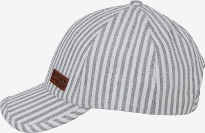 STERNTALER Cap in taubenblau / weiß, Produktansicht