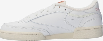 Reebok Classics Athletic Shoes in White