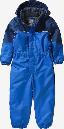 COLOR KIDS Schneeanzug 'Kazor' in blau / dunkelblau, Produktansicht