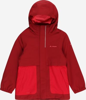 VAUDE Kevad-sügisjope 'Campfire', värv punane