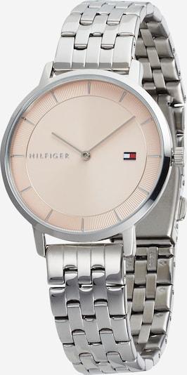 Analoginis (įprasto dizaino) laikrodis iš TOMMY HILFIGER , spalva - pastelinė rožinė / sidabrinė, Prekių apžvalga