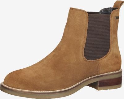 s.Oliver Chelsea boots in de kleur Cognac / Donkerbruin, Productweergave