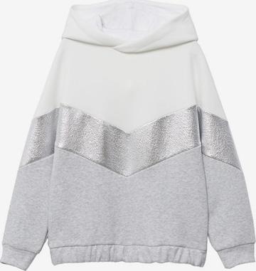 Sweat-shirt 'Plata' MANGO KIDS en gris