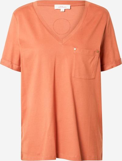 s.Oliver Tričko - oranžová, Produkt